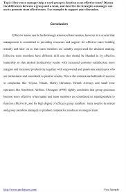academic essay structure descriptive