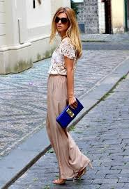 best 25 wedding guest pants ideas on pinterest wedding guest Wedding Guest Dresses Uk Summer 2014 40 in trend palazzo pants looks you should try right now wedding guest pantssummer wedding guest outfitssummer Beach Wedding Dresses for Guests