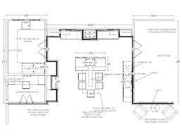 How To Design A Kitchen Floor Plan Kosher Kitchen Design Plans Kitchens Plan View Rev Kitchen