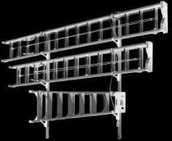 VertiRackTM Vertical Wall Mount Ladder Racks. VertiRackTM ...