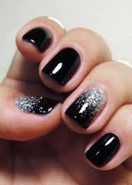 80 incredible black nail art designs for women and s nails nailsart black sac