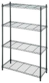 ikea black shelving unit black metal shelf 4 shelf black metal wire shelving unit each shelf ikea black shelving unit