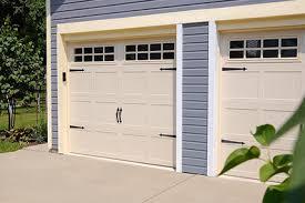 almond garage door52505950 Series  Shipley Garage Doors