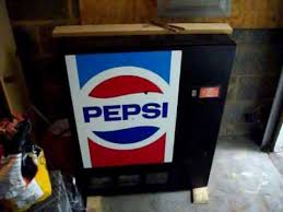 Vending Machines For Sale Craigslist Inspiration Pepsi Machine For SaleGets ColdPerfect Size For Home Use