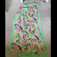 Vera Bradley Tutti Frutti Throw Blanket