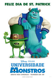 Download - Monstros S.A 2 Universidade dos Monstros  DVDRip Avi Dual Áudio + RMVB Dublado ( 2013 )