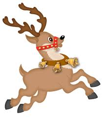reindeer christmas clipart. Delighful Clipart Cute Reindeer PNG Clipart  Gallery Yopriceville  HighQuality  Banner  Royalty For Christmas M