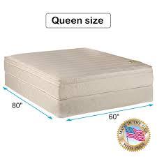 Queen size mattress Used Amazoncom Comfort Pedic Extra Firm Orthopedic Support Mattress Set Queen Size Kitchen Dining Amazoncom Amazoncom Comfort Pedic Extra Firm Orthopedic Support Mattress Set