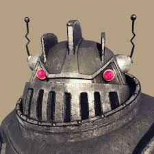 ArtStation - Zathura Robot (2004), Byron Tannehill Jr