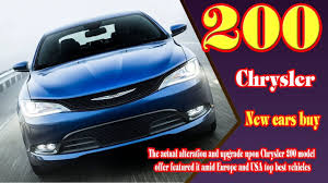 2018 chrysler 200 redesign. wonderful 200 2018 chrysler 200  convertible  limited new cars buy inside redesign