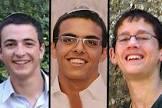 """ביהמ""""ש: על חמאס לפצות את משפחות שלושת הנערים ב-38 מיליון שקלים"""