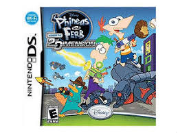 image is loading nintendo ds phineas and ferb across the 2nd