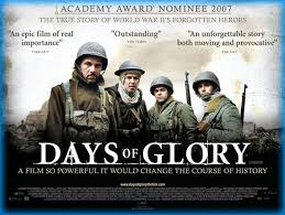 days of glory indigenes movie review film essay days of glory indigenes 2006
