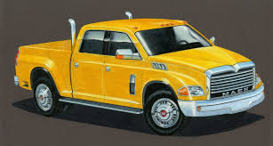 Big-Rig Style: What If Semi-Truck Makers Built Pickups?   The Daily ...