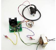 high voltage power supply kit