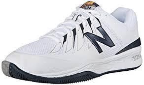 new balance shoes for men white. new balance men\u0027s mc1006v1 black/white tennis shoe - 7 d(m) us shoes for men white a