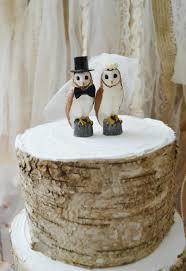 owl wedding cake. owls wedding cake topper-snow owl-barn wedding-bride groom nest barn topper-rustic wedding-owls-snow owl a