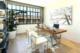 home office rugs office rug ideas innovative animal skin rugs in home office contemporary with faux