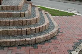Pflastersteine mit größeren abmessungen bzw. Blumenstein Garten Und Landschaftsbau Treppenbau
