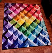 Prism Quilt (Quilting Land) | Spray starch, Free pattern and Patterns & Prism Quilt Adamdwight.com