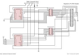raspberry pi • view topic raspberry pi snesbot the circuit diagram image