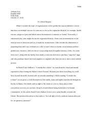 general paragraph essay outline general paragraph essay  5 pages it s all about respect