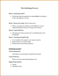 006 Essay Example Informal Outline Theoutliningprocess Page 1