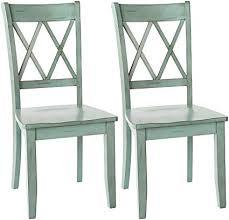 ashley furniture signature design mestler dining room side chair wood seat set of