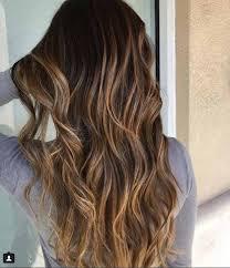 balayage hair ideas in brown to caramel shades espresso balayage with caramel tone amazing