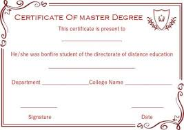 degree certificate templates master degree diploma certificate templates masters degree