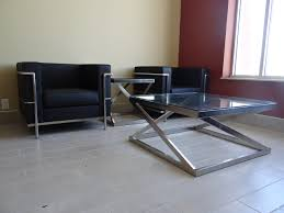 contemporary glass office. Contemporary Glass End Tables contemporary Reception Furniture Office T