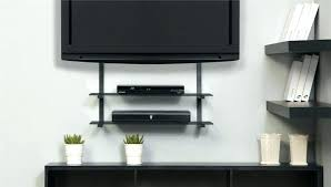 Tv wall box Floor To Ceiling Tv Wall Mount Cable Box Shelf Ergonomic Shelves Bracket Sky Image Of Articulating With Thatsome Tv Wall Mount Cable Box Shelf Ergonomic Shelves Bracket Sky Image Of