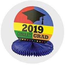 Class Of 2019 Graduation Party Decorations Oriental Trading Company