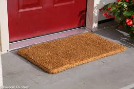 Kempf Natural Coco Coir Doormat 18 by 30 by 1-Inch, Kempf Natural ...