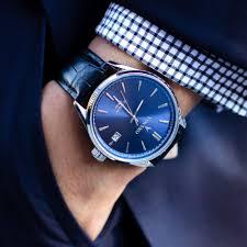 men s dress watch blue and black vincero collective kairos dress watch blue and black men s the kairos blue black
