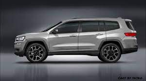 2021 Jeep Grand Cherokee Srt Redesign And Review Jeep Grand Cherokee Srt Jeep Grand Jeep Wagoneer