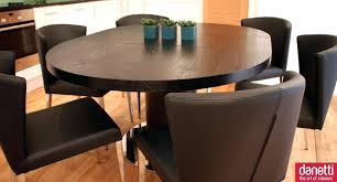 white round extending dining table expanding dining