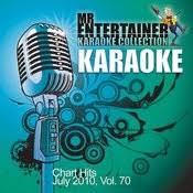 Karaoke Chart Hits July 2010 Vol 70 Songs Download