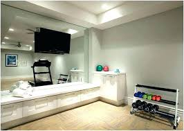 home gym ideas small space home gym mirror ideas home design
