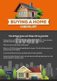 House Design Checklist Know What To Do Next When Buying A House Step By Step Guide