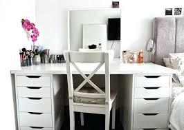 white makeup desk desk makeup desk chair furniture table makeup desk chair white makeup desk with