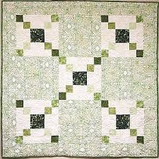 Double Irish Chain Quilted Wall Hanging Pattern - available by ... & Double Irish Chain Quilt Pattern Adamdwight.com