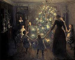 Their History U0026 Their Meaning  Ppt DownloadWho Introduced The Christmas Tree To Britain