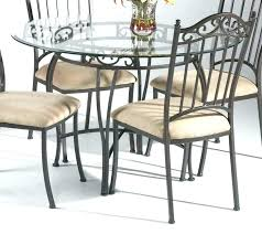 round glass table with 4 chairs glass top dining table set 4 chairs glass top kitchen