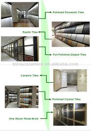 Polished Kitchen Floor Tiles India Black Polati Laminate Flooring Flower Pattern Ceramics Tile