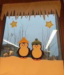 ähnliches Foto Hort Basteln Basteln Winter Fensterbilder