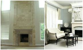 refacing fireplace ideas for refacing your fireplace refacing brick fireplace with tile