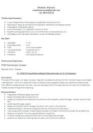 Different Resume Types Of Resumes Grand Reverse Chronological Format