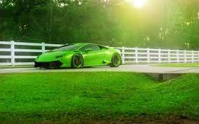 green car wallpaper hd. Modren Wallpaper HD Wallpaper  Background Image ID709735 With Green Car Hd E