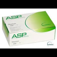 ASP Titanium Press <b>Needles 200</b> pieces